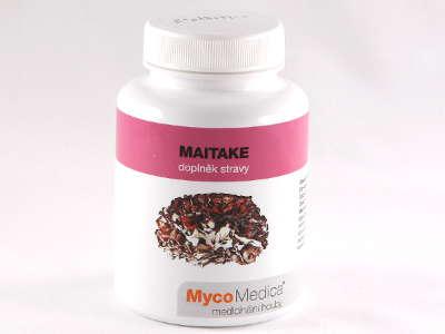 Maitake MycoMedica, 90 kapslí